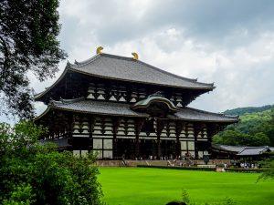 Nara Japan Todaiji Temple-